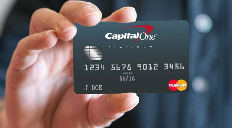 number to activate capital one credit card