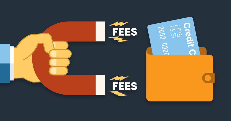 Beware of these Common Credit Card Fees! - Credit Card Payments